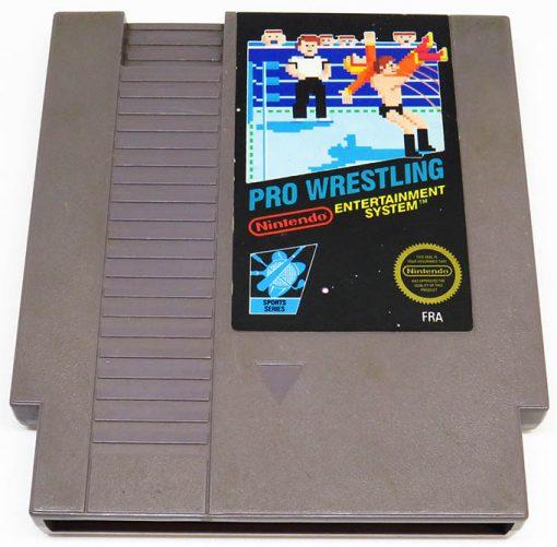 Pro Wrestling CART NES