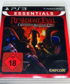 Resident Evil: Operation Raccoon City DE PS3