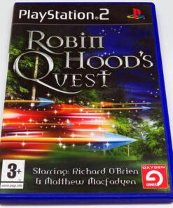 Robin Hood's Quest PS2