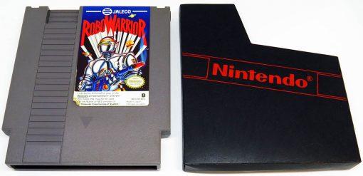 Robowarrior CART NES