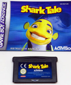 Shark Tale CART GAME BOY ADVANCE