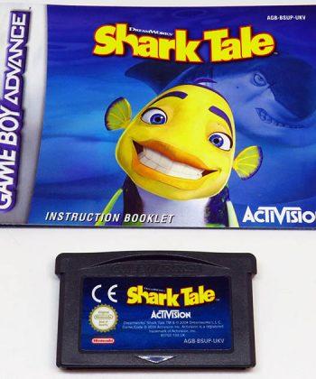 Shark Tale CART GAME BOY ADVANCE