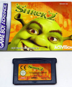 Shrek 2 CART GAME BOY ADVANCE