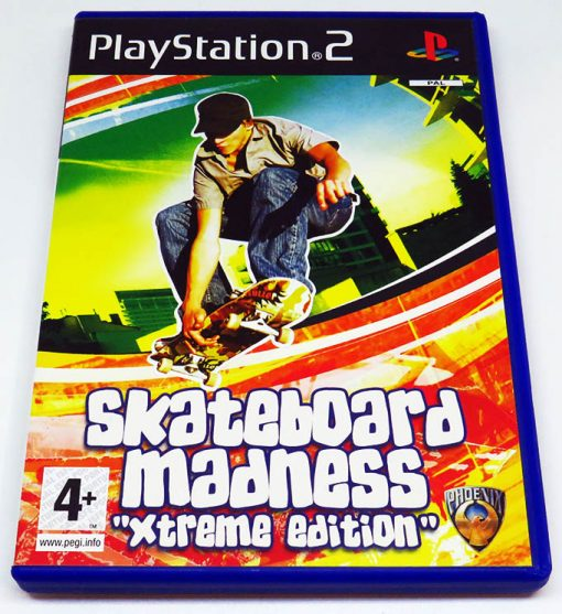 Skateboard Madness Xtreme Edition PS2