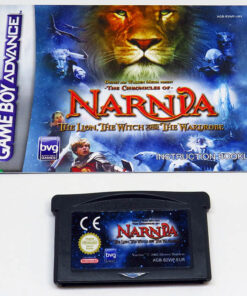 The Chronicles of Narnia: The Lion, The Witch and The Wardrobe CART GAME BOY ADVANCE