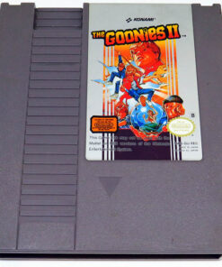 The Goonies II CART NES