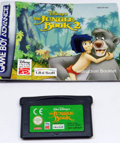 The Jungle Book 2 CART GAME BOY ADVANCE