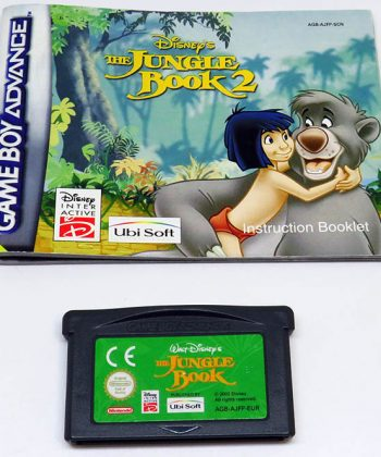 The Jungle Book 2 CART GAME BOY ADVANCE