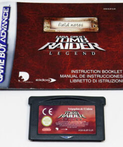 Tomb Raider Legend CART GAME BOY ADVANCE