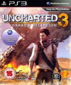 Uncharted 3: Drake's Deception ENG PS3