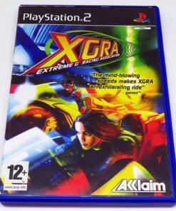XGRA: Extreme G Racing Association PS2