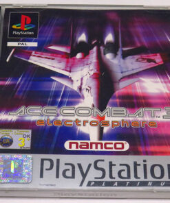 Ace Combat 3: Electrosphere PS1