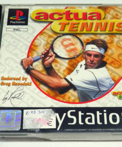 Actua Tennis PS1