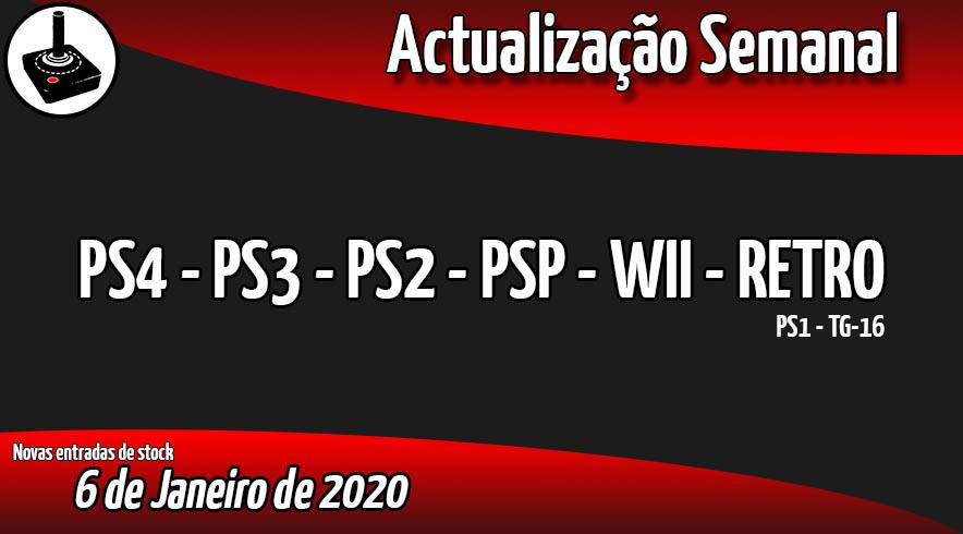 Jogos Usados PS4 - PS3 - PS2 - PSP - WII - RETRO