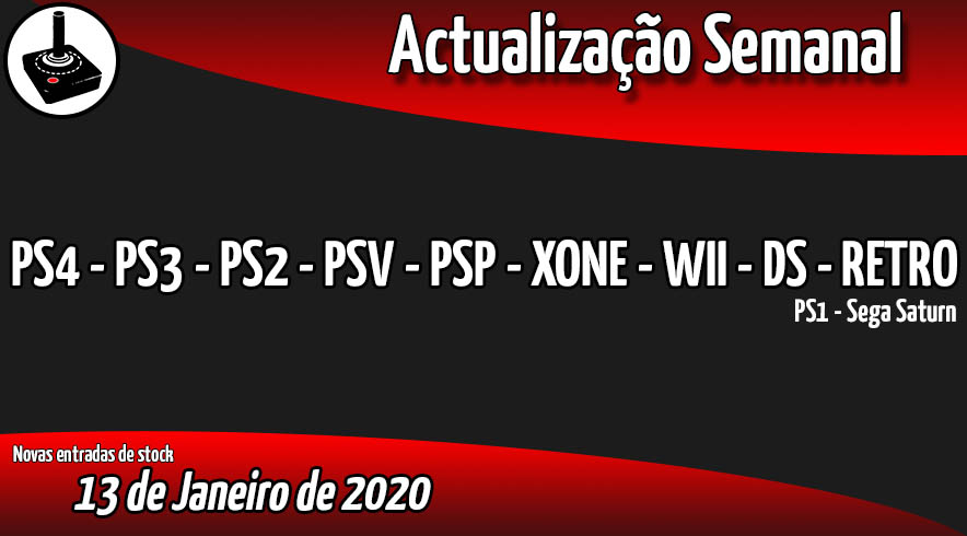 Jogos Usados PS4 - PS3 - PS2 - PSV - PSP - XONE - WII - DS - RETRO