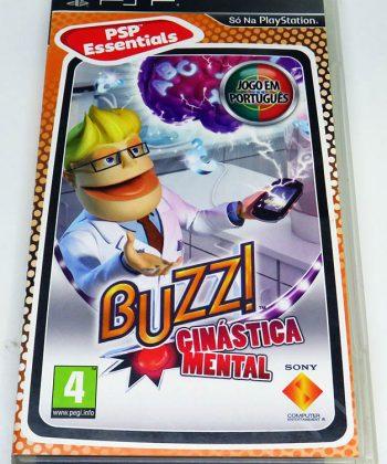 Buzz: Ginástica Mental PSP