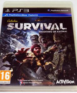 Cabela's Survival: Shadows of Katmai PS3