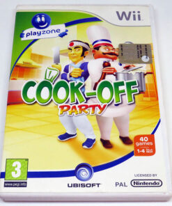 Cook-Off Party WII