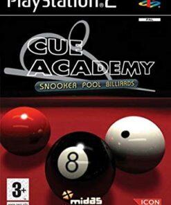 Cue Academy PS2