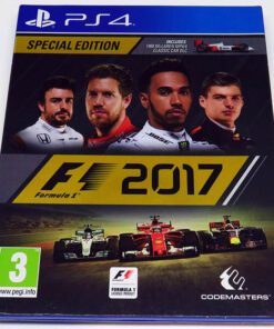 F1 2017 - Special Edition PS4