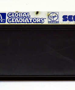 Global Gladiators CART MASTER SYSTEM