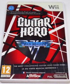 Guitar Hero Van Halen WII