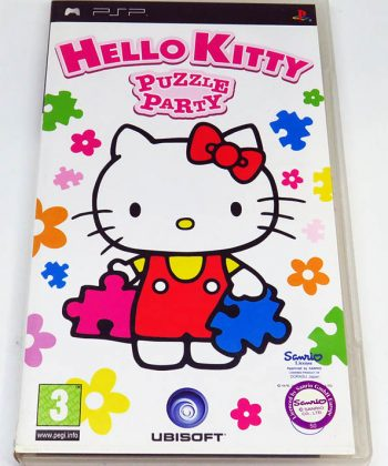 Hello Kitty: Puzzle Party PSP