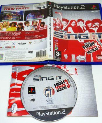 High School Musical 3: Senior Year PS2