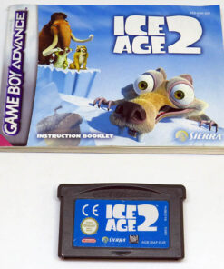 Ice Age 2 CART GAME BOY ADVANCE