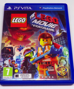 Lego Movie: The Videogame PSVITA