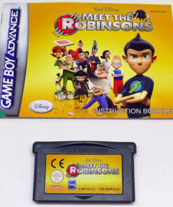 Meet the Robinsons CART GAME BOY ADVANCE