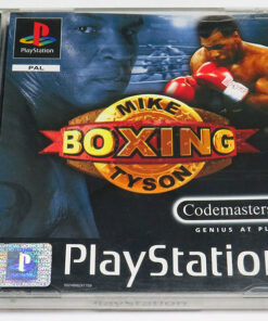 Mike Tyson Boxing PS1