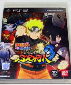 Naruto Shippuden: Ultimate Ninja Storm 3 AS PS3