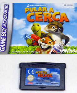 Over The Hedge CART GAME BOY ADVANCE