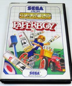 Paperboy MASTER SYSTEM