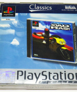 Road Rash PS1