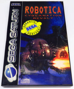 Robotica: Cybernation Revolt SEGA SATURN