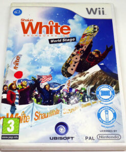 Shaun White Snowboarding: World Stage WII