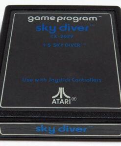 Sky Diver CART ATARI 2600