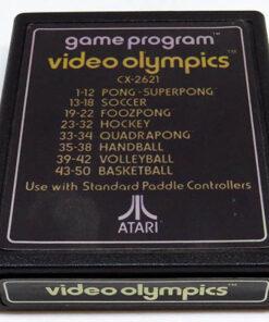 Video Olympics CART ATARI 2600