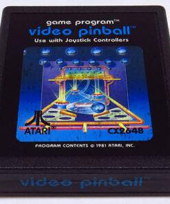Video Pinball CART ATARI 2600