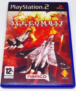 Ace Combat: The Belkan War PS2