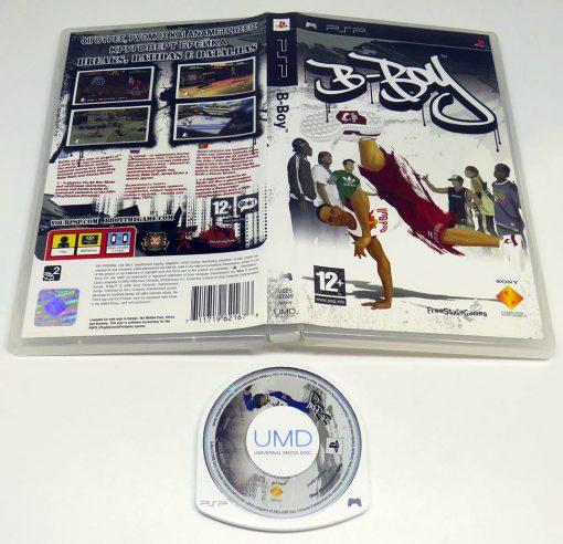 B-Boy PSP