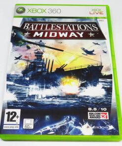 Battlestations Midway X360