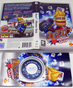 Buzz: Master Quiz PSP