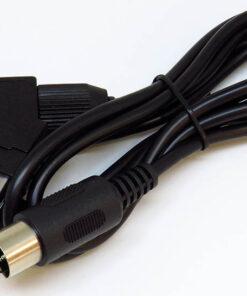 Acessório Cabo RGB Mega Drive 1 / Master System 1