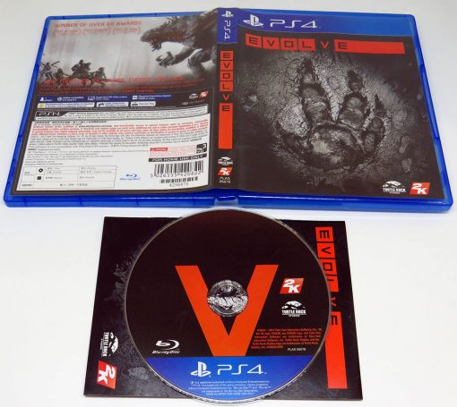 Evolve AS PS4