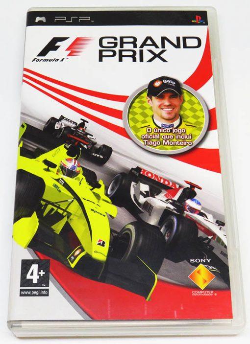 F1 Grand Prix PSP