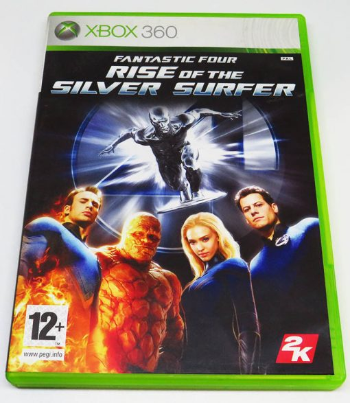Fantastic Four: Rise of the Silver Surfer X360