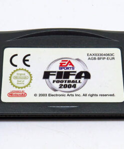 FIFA Football 2004 CART GAME BOY ADVANCE